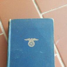 Militaria: MEIN KAMPF. ADOLF HITLER. EDICION INGLESA. 1939 / MEIN KAMPF. ADOLF HITLER ENGLISH EDITION. Lote 202731923
