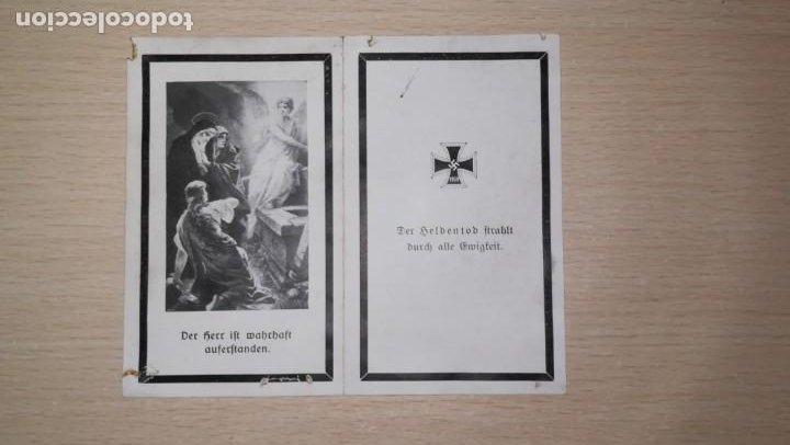 Militaria: LOTE DOCUMENTOS ALEMANES+MONEDA, EPOCA III REICH - Foto 6 - 204815510