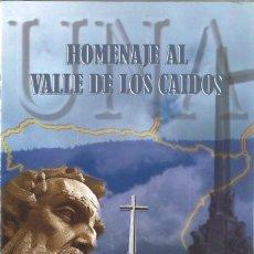 Militaria: HOMENAJE AL VALLE DE LOS CAÍDOS - PRECINTO ORIGINAL. Lote 204828472