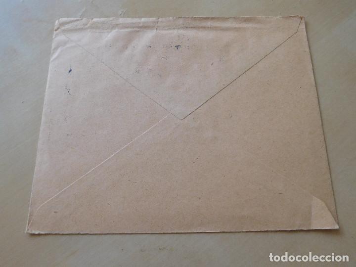 Militaria: Carta circulada alemana III Reich - Foto 2 - 210176068