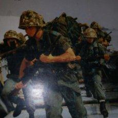 Militaria: REVISTA GENERAL DE MARINA,FEBRERO 1987,PORTADA UNIFORMES VERDES,Y CASCOS CON FUNDAS REVERSIBLES.. Lote 212386746