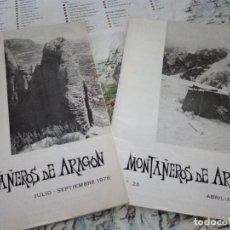 Militaria: MONTAÑA AÑOS 70.. Lote 212389755