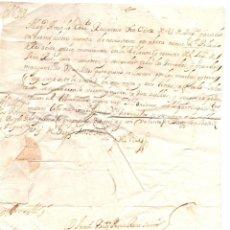 Militaria: FIRMA REAL CARLOS II APROBANDO PRESUPUESTO PARA REALIZACION DE OBRAS. AÑO 1693. Lote 215424158