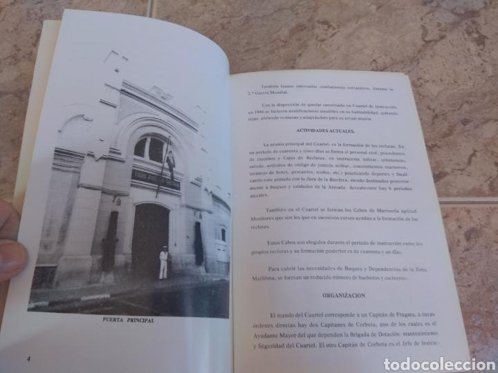 Militaria: Libro Informativo del Cuartel de Instrucción de Marinería - Cartagena - - Foto 4 - 218444845