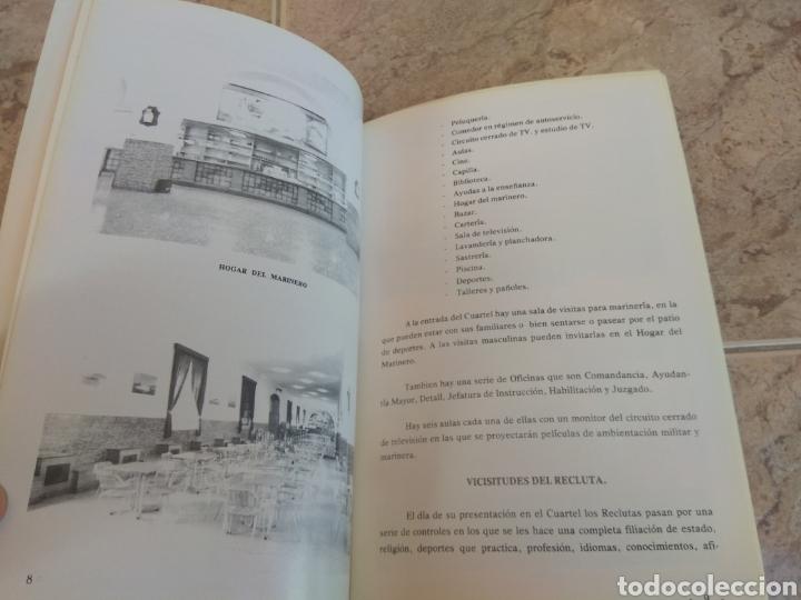 Militaria: Libro Informativo del Cuartel de Instrucción de Marinería - Cartagena - - Foto 5 - 218444845