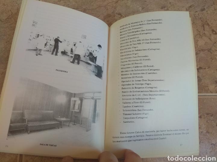 Militaria: Libro Informativo del Cuartel de Instrucción de Marinería - Cartagena - - Foto 7 - 218444845