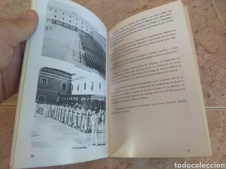 Militaria: Libro Informativo del Cuartel de Instrucción de Marinería - Cartagena - - Foto 8 - 218444845