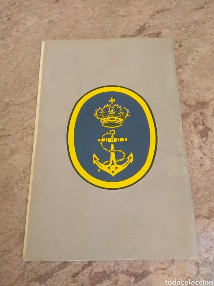 Militaria: Libro Informativo del Cuartel de Instrucción de Marinería - Cartagena - - Foto 10 - 218444845