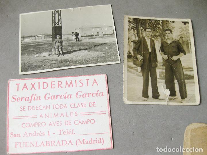 Militaria: CARNET DE LA ESCUELA DE AUTOMOVILISMO DEL EJÉRCITO 1946 CABALLERÍA DRAGONES DE ALMANSA. MOTOCICLETAS - Foto 2 - 221510595