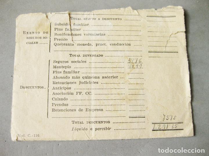 Militaria: CARNET DE LA ESCUELA DE AUTOMOVILISMO DEL EJÉRCITO 1946 CABALLERÍA DRAGONES DE ALMANSA. MOTOCICLETAS - Foto 10 - 221510595
