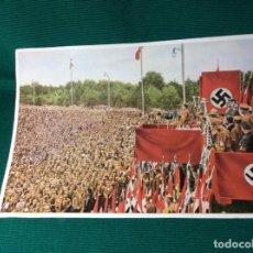 Militaria: PROPAGANDA NAZI EN COLOR - ÉPOCA DE TERCER REICH. Lote 222081232