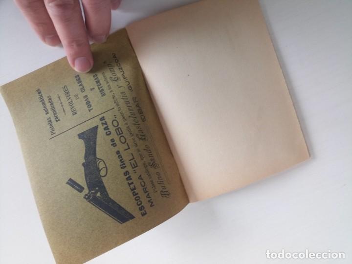 Militaria: Libreto guía funcionamiento fusil Remington original - Foto 7 - 222537998