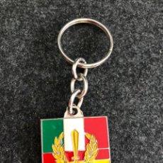 Militaria: LLAVERO DE LA ANCIS ASSOCIAZIONE NAZIONALE COMBATTENTI ITALIANI IN SPAGNA.. Lote 222782702