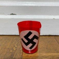 Militaria: RARO PORTAVELAS NAZI. III REICH. ADOLF HITLER. SEGUNDA GUERRA MUNDIAL.. Lote 225300440