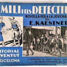 Militaria: GUERRA CIVIL ESPAÑOLA,REPUBLICA,EJERCITO POPULAR CUENTO A HIJA EL DIA DE REYES,NAVIDAD 1939,CATALUÑA. Lote 225723440