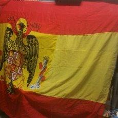 Militaria: BANDERA DE ESPAÑA AGUILA FRANCO. Lote 226816016