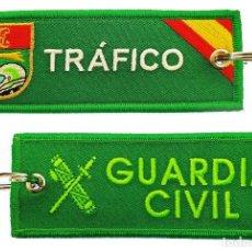Militaria: LLAVERO DE LA GUARDIA CIVIL ESPECIALIDAD TRAFICO. Lote 244823520