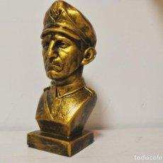 Militaria: BUSTO DEL NACIONALISTA UCRANIANO ROMAN SHUCHEVICH.ALTO -20 CM. Lote 245467870