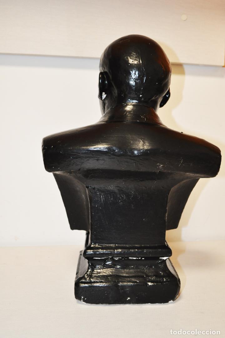 Militaria: Busto sovietico Lenin..URSS Estado en las fotos .MedidAS-42/24 cm - Foto 6 - 246996170