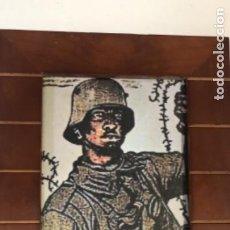 Militaria: CUADRO ALEMAN DE PROPAGANDA SOLDADO ALEMAN 1 GUERRA MUNDIAL. Lote 251360305