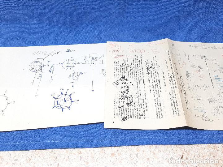 Militaria: DOCUMENTOS DE LA ACADEMIA GENERAL MILITAR DE ZARAGOZA AÑO 1951, ORDEN DE LA JEFATURA. - Foto 8 - 261949640