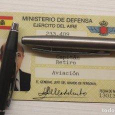 Militaria: AVIACIÓN, MINISTERIO DE DEFENSA, EJÉRCITO DEL AIRE CAPITÁN RETIRO, AVIACIÓN. Lote 263578580