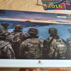 Militaria: G-79 POSTER MILITAR EL DE FOTO. Lote 268859434