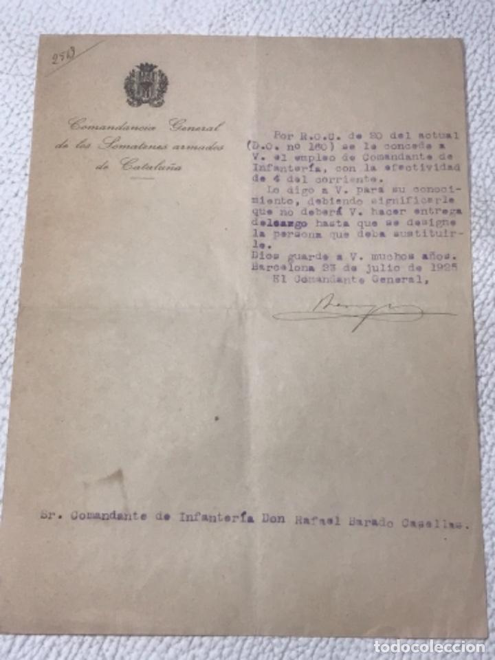 REGIMIENTO DE INFANTERÍA ALMANSA N.18 TARRAGONA 1912. (Militar - Propaganda y Documentos)