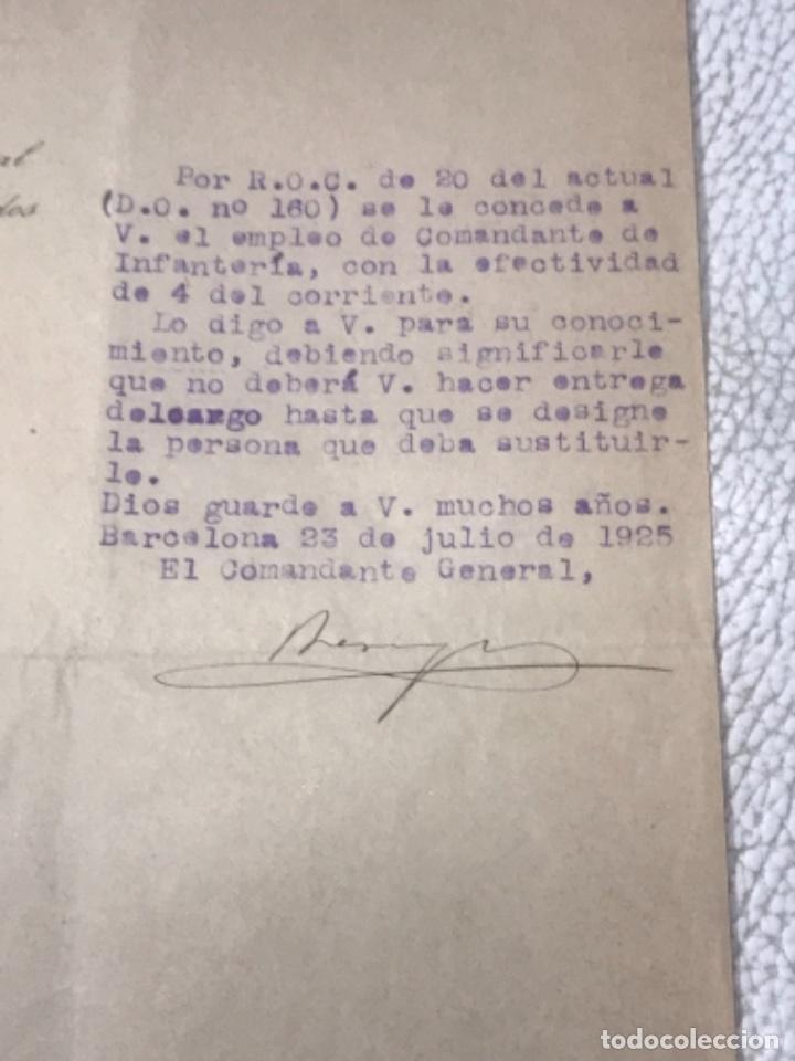 Militaria: REGIMIENTO DE INFANTERÍA ALMANSA N.18 TARRAGONA 1912. - Foto 2 - 270921843