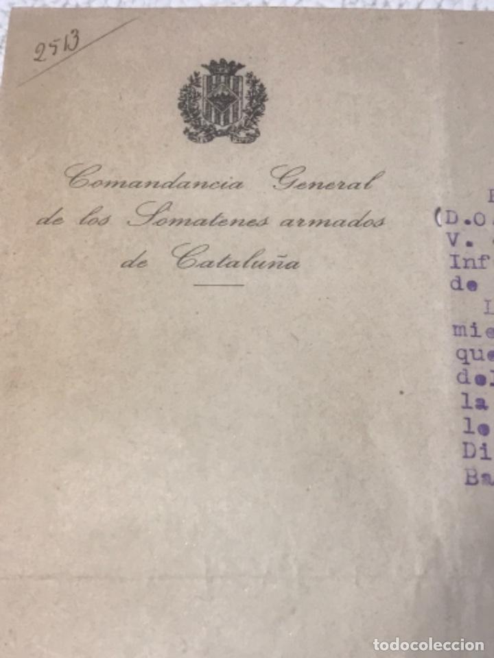 Militaria: REGIMIENTO DE INFANTERÍA ALMANSA N.18 TARRAGONA 1912. - Foto 3 - 270921843