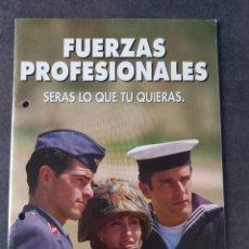 Militaria: FUERZAS ARMADAS ESPAÑA MILITAR CONVOCATORIA 1993. Lote 286972523