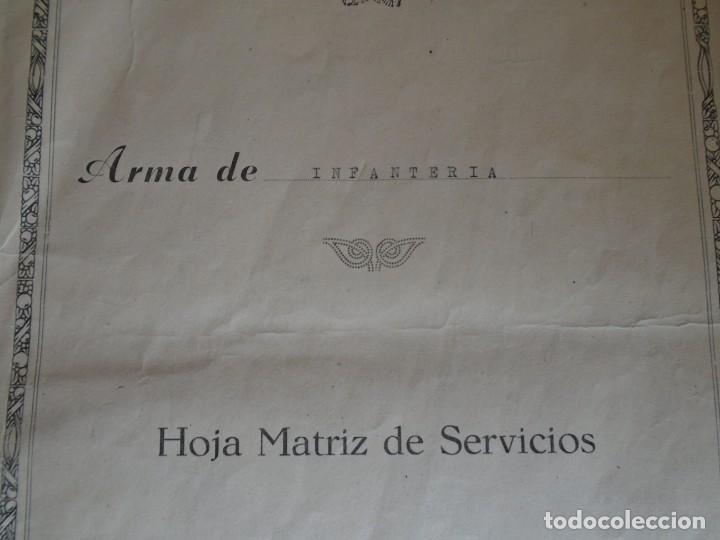 Militaria: (MI-210911) CORONEL D.LUIS PUMAROLA JEFE SER.RETAGUARDIA DIVISION AZUL Y LEGION AZUL DOCUMENTOS - Foto 11 - 287485553