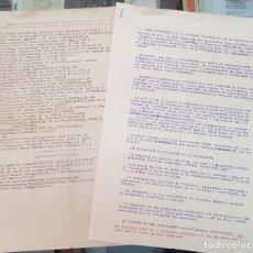 Militaria: GUERRA CIVIL ESPAÑOLA ASISTENCIA A FRENTES Y HOSPITALES FRANQUISMO JUAN M. FANJUL 1939. Lote 287708408