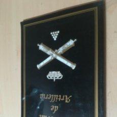Militaria: MEMORIAL DE ARTILLERIA / / / ALL94. Lote 288443488