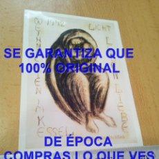 Militaria: LA MADONNA DE STALINGRADO POSTAL KURT REUBER E45. Lote 288639308