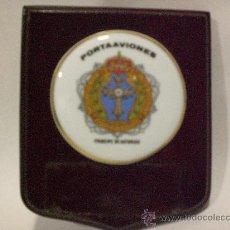 Militaria: METOPA MILITAR PORTAAVIONES PRÍNCIPE DE ASTURIAS. Lote 15092056