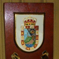 Militaria: METOPA MILITAR. REGIMIENTO MIXTO DE INGENIEROS DE CANARIAS. EJÉRCITO ESPAÑOL. 13,5 X 20 CM. . Lote 20097947