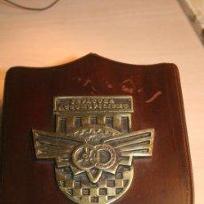 Militaria: METOPA MILITAR JEFATURA DE AUTOMOVILISMO. Lote 30608272