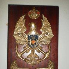 Militaria: METOPA DEL CENTRO PROVINCIAL DE RECLUTAMIENTO DE VALENCIA. Lote 30758708