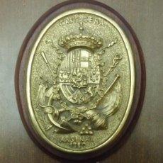 Militaria: METOPA ARSENAL 1782 CARTAGENA MET-103. Lote 68298057