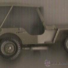 Militaria: JEEP WILLYS. Lote 31543591