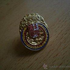 Militaria: RÉPLICA PLACA DE SOLAPA CUERPO DE INVESTIGACIÓN Y VIGILANCIA. SEGUNDA REPÚBLICA. Lote 100403411