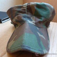 Militaria: GORRA TIPO COMBATE EJERCITO AMERICANO -CAP COMBAT US ARMY - PATRON WOODLAND TALLA UNIVERSAL.. Lote 31811770