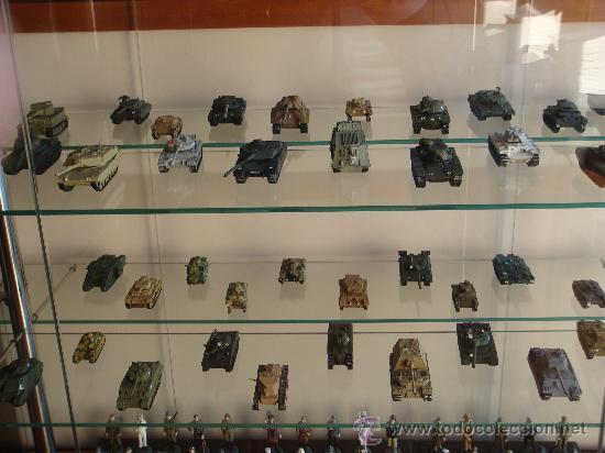Carros De Combate Miniaturas Sold Through Direct Sale 32361358