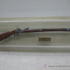 Militaria: ALTAYA - CARABINA SUIZA 1851. Lote 37827297
