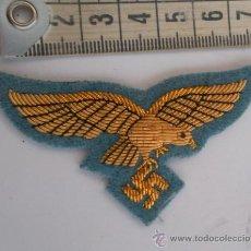 Militaria: ALEMANIA. II GUERRA MUNDIAL. DISTINTIVO BORDADO. Lote 194207648