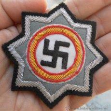 Militaria: ALEMANIA. II GUERRA MUNDIAL. DISTINTIVO BORDADO.. Lote 194207742