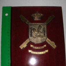 Militaria: ESTUPENDA METOPA DE BHELMA IV, EL COPERO, SEVILLA. Lote 35638336