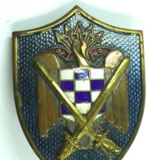Militaria: PLACA INSTRUCCIÓN PREMILITAR SUPERIOR 6 CM DE LARGO, .. Lote 36654597