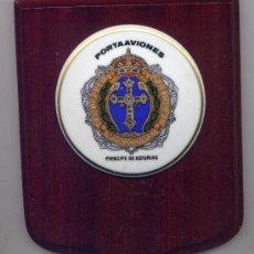 Militaria: METOPA. PORTAAVIONES PRINCIPE DE ASTURIAS. Lote 38321223